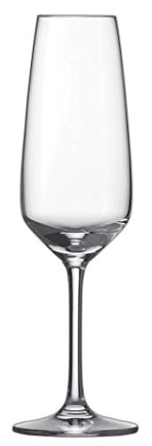Schott Zwiesel Taste e Spumante 7, Set PZ, Bicchiere da Champagne, Bicchiere da Prosecco, Vetro, 283ML, 115674