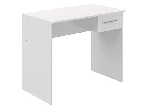 Marchio Amazon -Movian, scrivania con cassetto singolo in stile moderno, modello Inari, 50 x 90 x...
