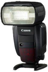 Canon SpeedLite 600EX-RT Negro - Flash (Negro, 3,3 s, 0.6 - 10, 100 - 700, 60 m, E-TTL I (Canon),E-TTL II (Canon),TTL)