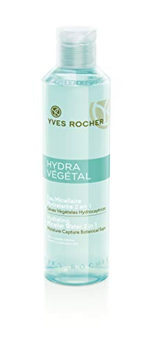 Yves Rocher Hydra Vegetal Hydrating Micellar Water 2-in1 for Normal to Combination Skin, 200ml 8