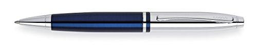 Cross Calais Chrome Ball Pen, Blue