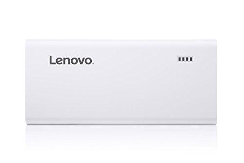 Lenovo PA10400 10400mAh Powerbank - White