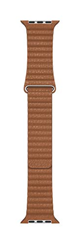 Apple Watch Loop in pelle cammello (44 mm) - Large