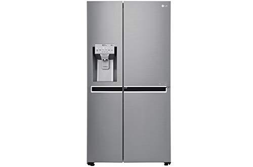 LG GSJ961PZBZ frigorifero side-by-side Libera installazione Acciaio inossidabile 601 L A++