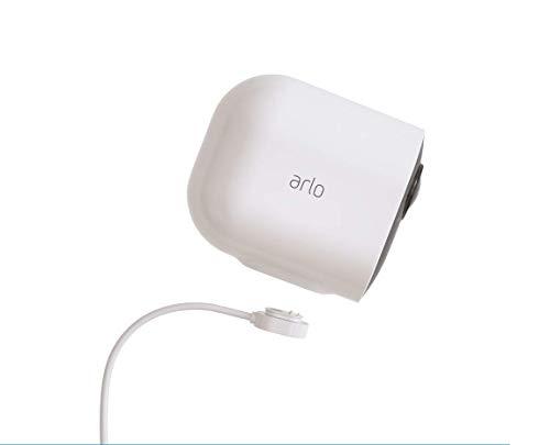 21X-R6LfuyL [Bon plan Arlo !  Arlo VMA5600C Accessoires Ultra et Pro 3 - Câble de Recharge Magnétique d'Extérieur 7,6m