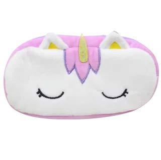 Astucci per unicorno per ragazze - astuccio carino e soffice perfetto per la scuola o come regalo...