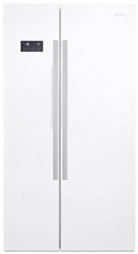Beko frigorifero porte GN163120S fianco a fianco-frigoriferi'side-by-side (indipendente, Argento,...
