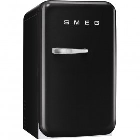 Smeg FAB5RBL Libera installazione 31L D Nero frigorifero