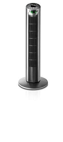 Taurus Alpatec, Ventilateur colonne BABEL RC, 947245, Télécommande, 45W, oscillation, 3 vitesses, 3 modes