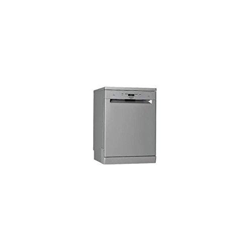 Hotpoint HFO 3C21 W C X Lavastoviglie (A++, 60 cm), Acciaio inossidabile