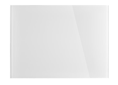 Magnetoplan 13403000di design vetro Boards, magnetico, 800X 600mm, BRILIANT Bianco