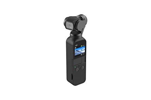 DJI Osmo Pocket Versione 2 - stabilizzatore 3 assi con videocamera 4K integrata, risoluzione fino a...