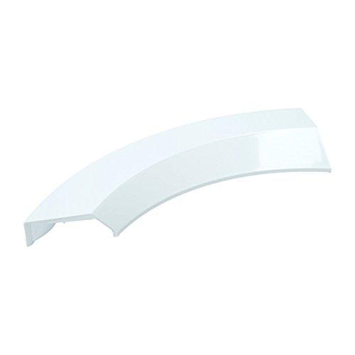 Top Original Gorenje maniglia maniglia bianco per caricatore frontale lavatrice 333855