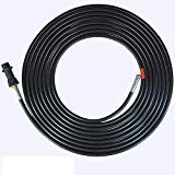 Rohrreinigungsschlauch 120bar 15m für Kärcher Anschluss Bajonett