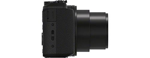 "Sony DSC-HX60 - Cámara compacta de 20.4 Mp (pantalla de 3"", zoom óptico 30x, estabilizador óptico, vídeo Full HD), negro"