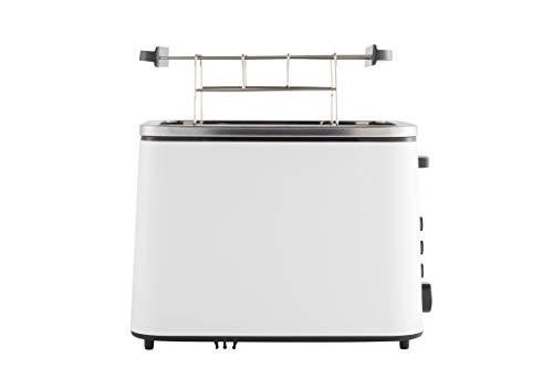 Grundig TA 5860–tostapane, 800W, 6Livelli di tostatura, funzione memory, 800, colore:...