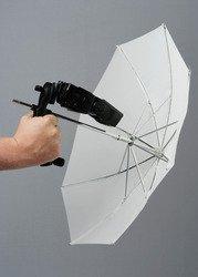Lastolite LLLU2126 - Paraguas traslúcido de 50 cm + asa de mano