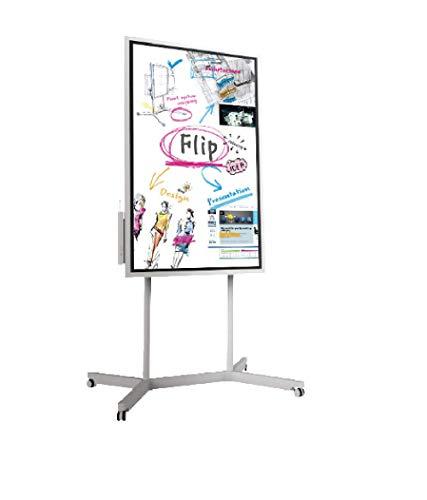 Samsung Monitor Flip WM55H Monitor Lavagna Interattiva per Sale Meeting da 55'', UHD 3840 x 2160,...