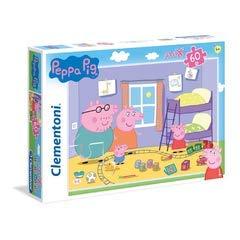 Clementoni Peppa Pig Maxi Puzzle, 60 Pezzi, 26438