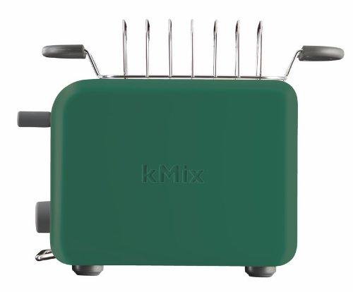 Kenwood kMix TTM085 Tostapane 4 Slot, Bramley Verde