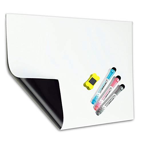 MZMing A3 Lavagna Magnetica da Frigorifero - Lavagna Magnetica da Cucina Menu be Applicabile da...