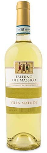 Villa Matilde Vino Falerno del Massico Bianco Doc - 6 bottiglie da 750 ml