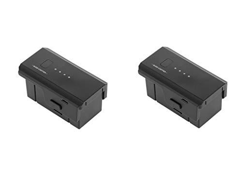 LanLan Batteria per RC,Professionale per SJRC Z5 Drone Battery 7.4V 1200mAh Lipo 2pcs
