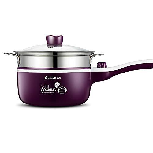 KAINUO Cuociuova Multi-funzione pentola elettrica domestica wok mini piccola padella antiaderente...