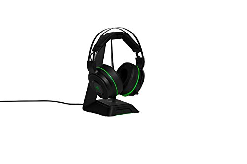 Razer Thresher Ultimate Cuffie Wireless per Xbox One Dolby con Suono Surround 7.1, Leggeri Cuscinetti Auricolari in Similpelle