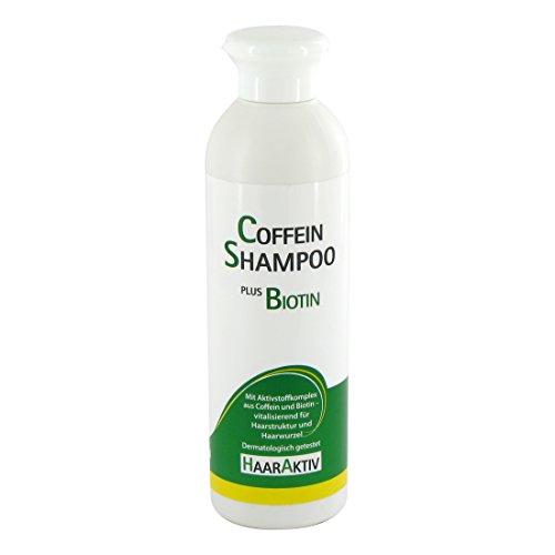 Avitale Coffein Shampoo + Biotin, 1er Pack (1 x 250 ml)