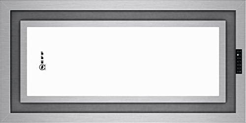 Neff I96CM57N0 Integrato a soffitto Acciaio inossidabile 550m³/h A cappa aspirante