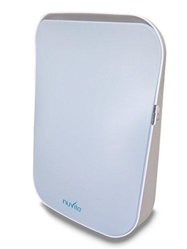 Nuvita 1850 Purificatore d'aria, Depuratore e Ionizzatore - Ideale per le allergie - Elimina il...