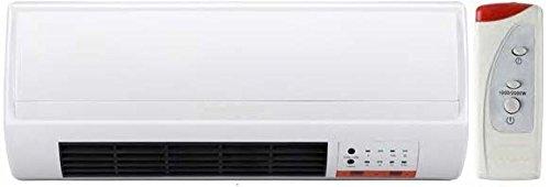 Jocel nsbk-200ws2chauffage céramique mural, 2000W, blanc