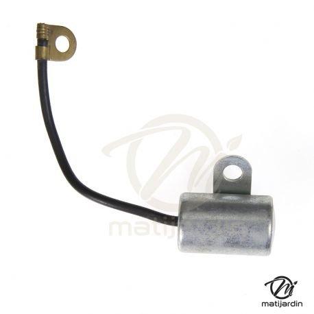 Condensador para motosierra MCCULLOCH Pro7, 10A-Pro 10, 10Pro SP 81–Pieza Neuve