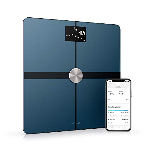 Withings / Nokia Body+ - Balance Wi-Fi avec analyse de la composition corporelle