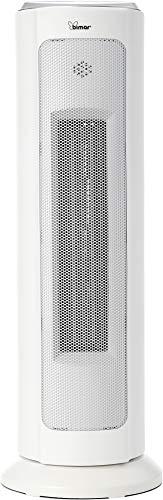 Bimar HP120, Termoventilatore Ceramico con Wi-Fi e App, Elettrico, Silenzioso, Basso Consumo,...