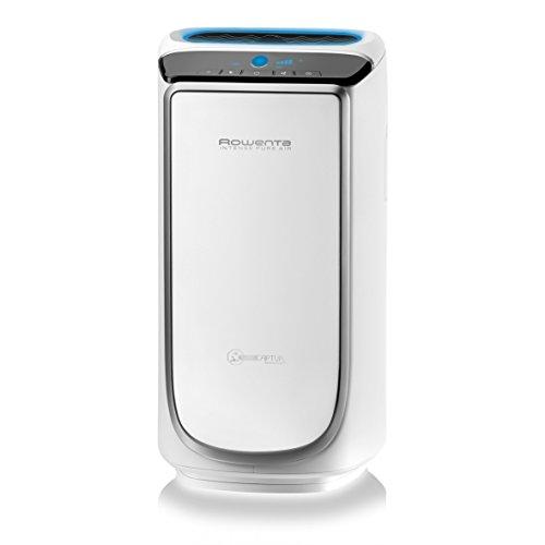 Rowenta PU4020 Intense Pure Air - Purificador de aire, hasta 30 m², sensores del nivel de contaminación, 4 niveles de filtración