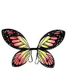 WIDMANN Alas de mariposa multicolor niña