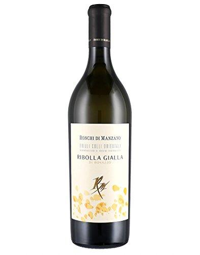 Friuli Colli Orientali DOC Ribolla Gialla Rosazzo Ronchi di Manzano 2018 0,75 L