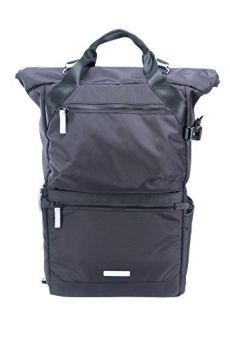 Vanguard VEO Flex 43M Mochila para una cámara, 2-3 objetivos, tablet y accesorios, color negro