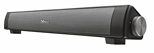 Trust Lino Soundbar Wireless, Nero