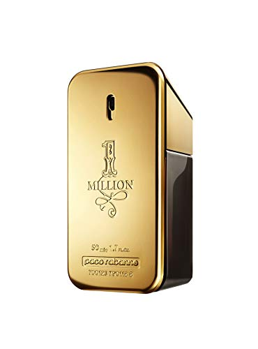Paco Rabanne 1 Million Eau de Toilette For Men, 50ml