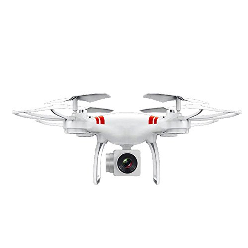 Haihuic Verbesserte KY101 Fernbedienung Drohne mit 1080P HD Kamera Echtzeit-Übertragung, eine Schlüsselrückgabe, Höhe halten Drohne mit Headless-Modus für Erwachsene