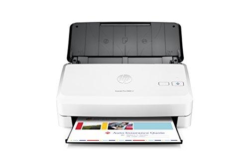 HP Sheet-feed Desktop Scanner (L2759A)