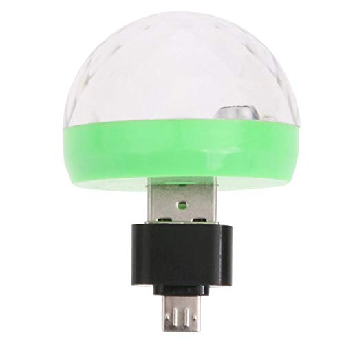 Globalflashdeal USB del partito LED Luci portatile di cristallo Magic Ball casa Decorazione per...