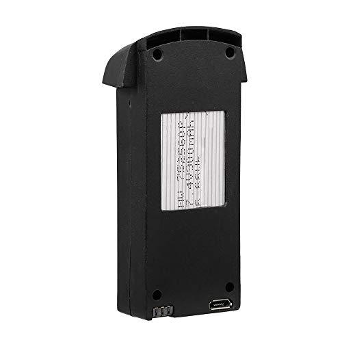 Goolsky Batteria Li-Po 7.4V 900mAh per IDEA7 720P Telecamera grandangolare WiFi FPV GPS Drone...