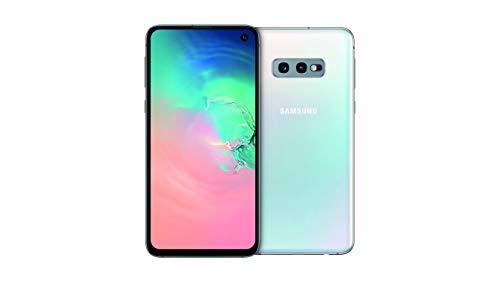 Samsung Galaxy℗ S10e - Smartphone (128GB, Dual SIM, Pantalla 5.8 'Full HD + Dynamic AMOLED, 3100mAh (típico)), Blanco (Prism White), [ Versión Española]