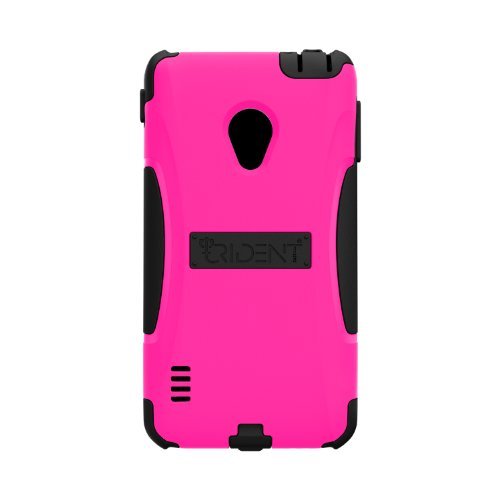 Trident Case AEGIS Series Protective for LG Lucid2 - Retail Packaging - Pink