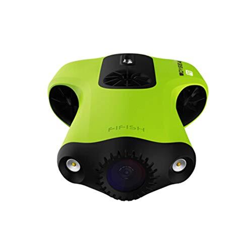 ACOC Drone Subacqueo Camera 4K UHD 20 Megapixel profondità 100 M Video Registrazione Foto Pesca...