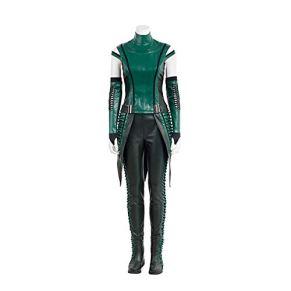 QWEASZER Marvel Avengers Mantis Guardians 1: 1 Disfraz edición Ropa de Cosplay de superhéroe Disfraces Monos Monos Atuendo de película Accesorios Tamaño Personalizable,Green-Customizable Size